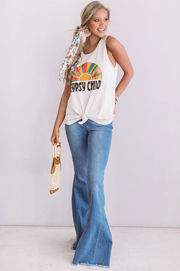 Gypsy Child Shift Tank
