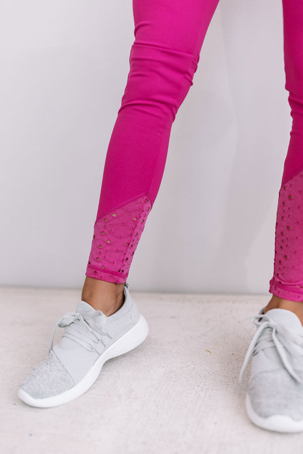 Boss Babe High Waist Legging