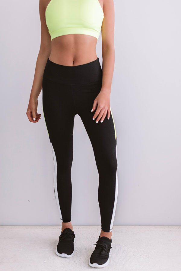 New Threads High Waist Legging