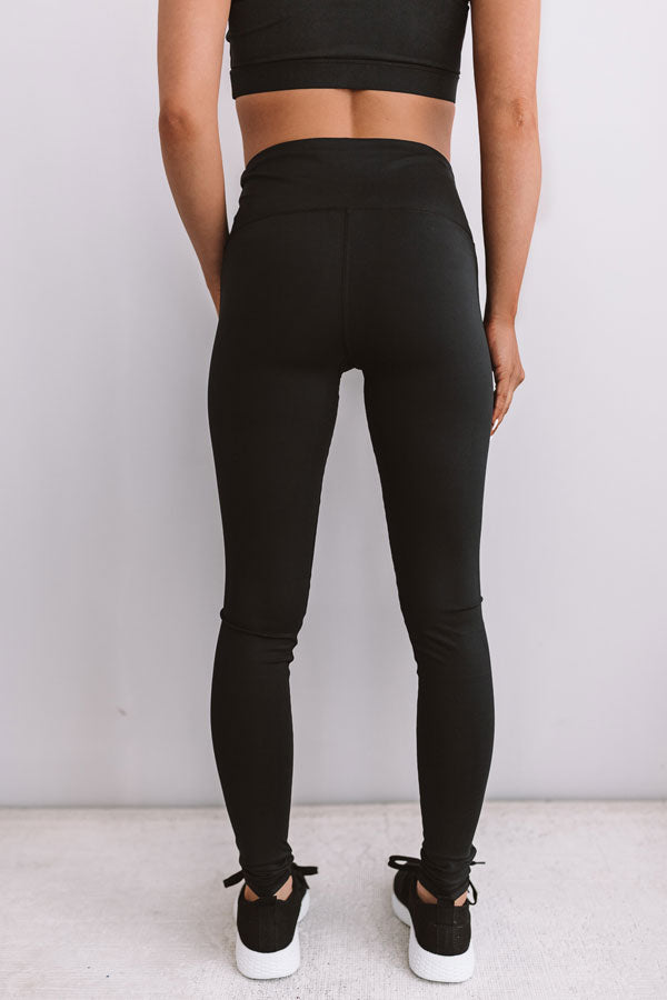 Stargazer High Waist Legging