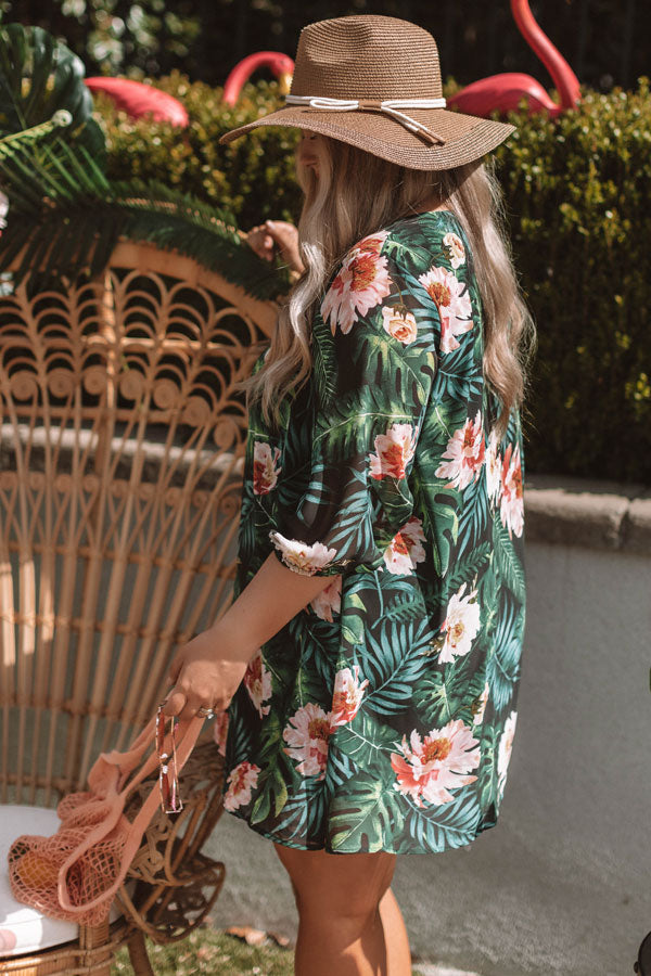 Resort Club Tunic Dress