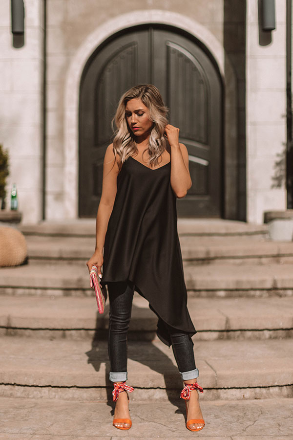 Hollywood Socialite Tunic Dress