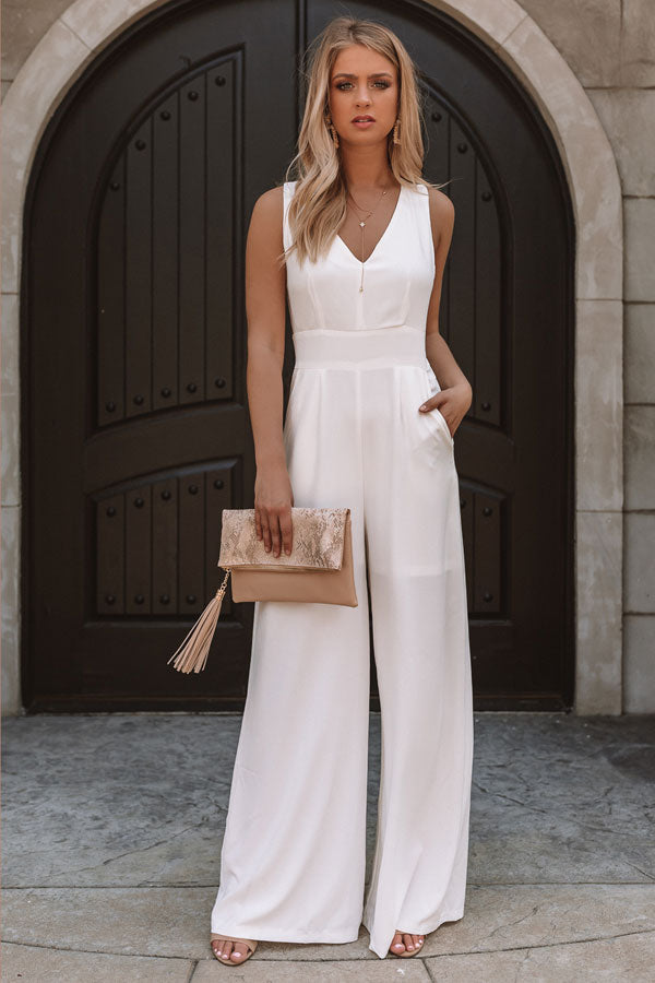 World Class Ticket Jumpsuit