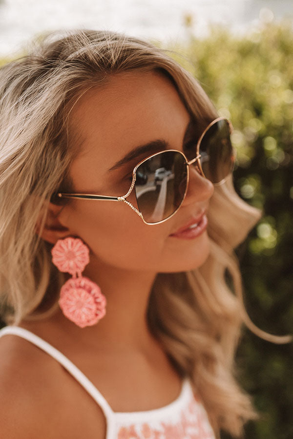 Sunrise To Sunset Sunnies In Black