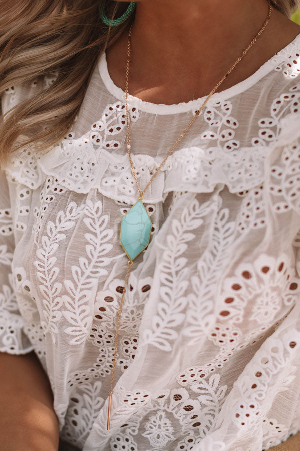 Tropical Oasis Necklace