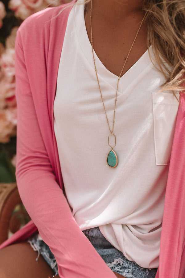 Chic On The Coast Necklace