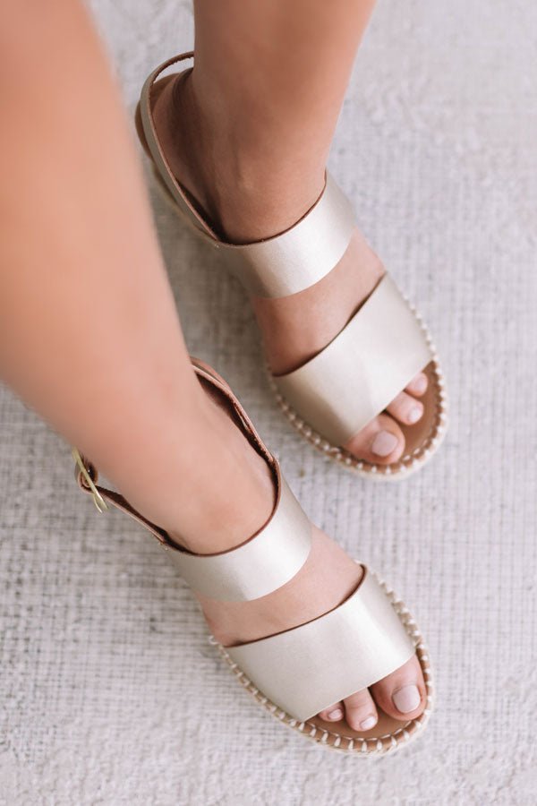 The Darrian Wedge In Gold