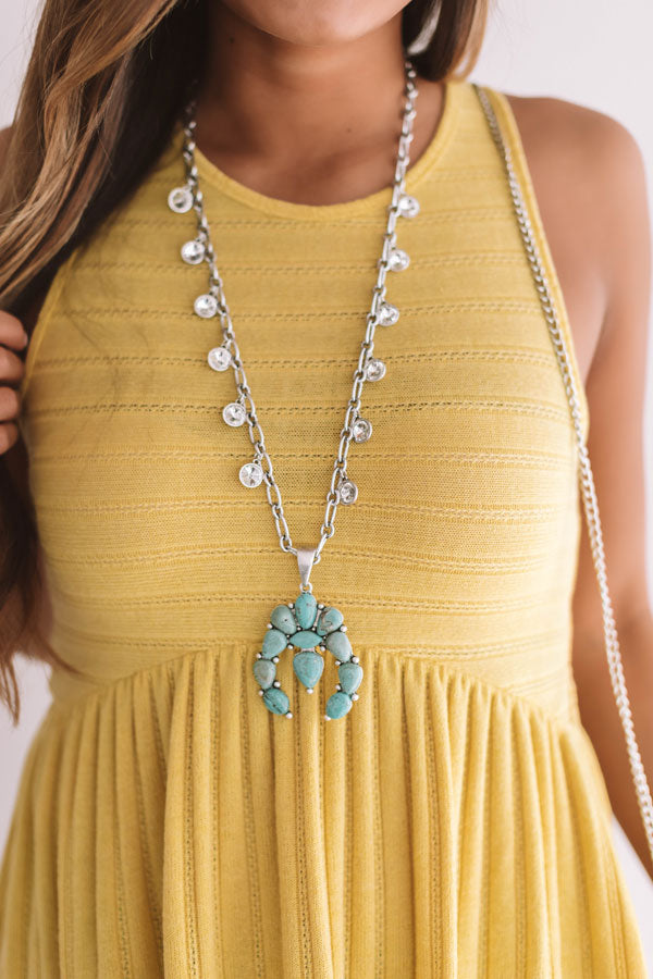 Bold and Beautiful Turquoise Necklace
