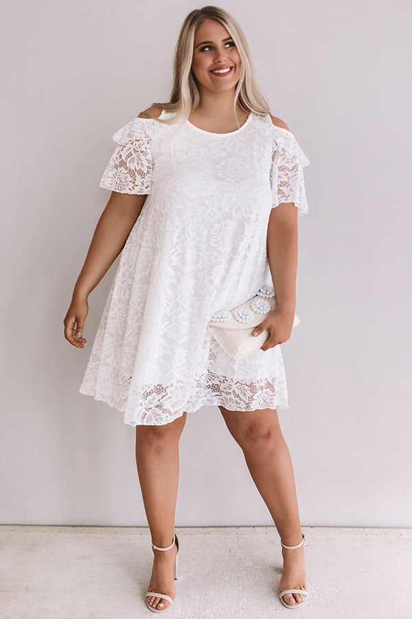 Kisses In Paris Lace Dress