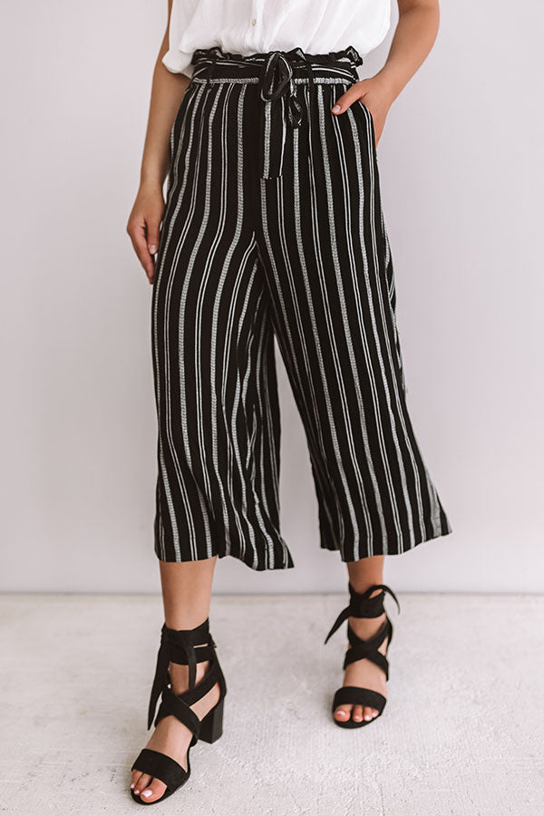 Jetsetter Lifestyle High Waist Pants