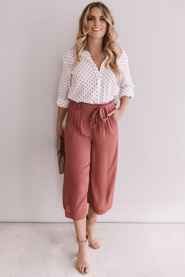 Suite Life Shift Top In Blush