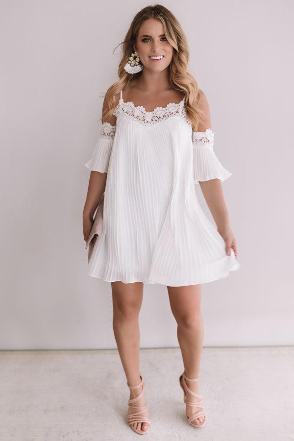European Rendezvous Crochet Dress