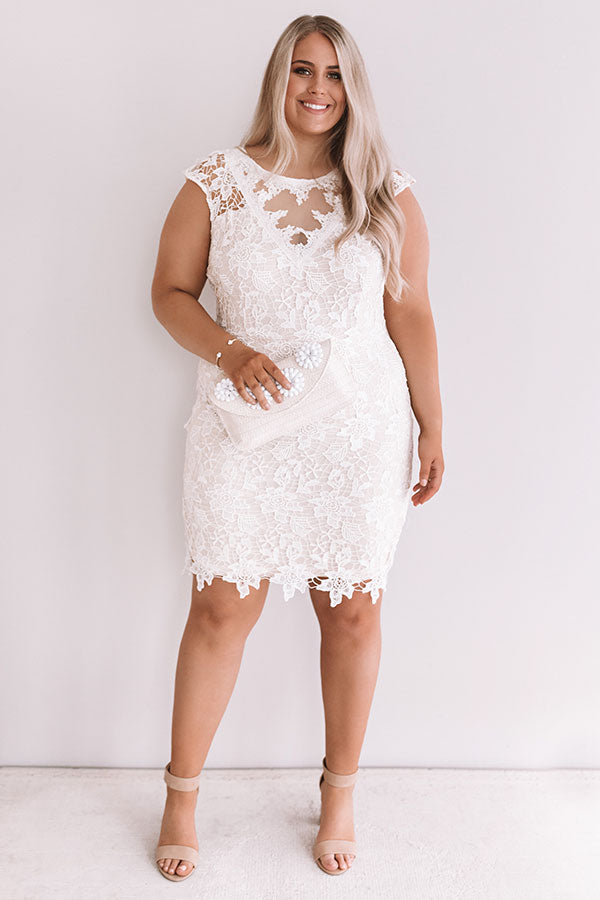 Venice Vibes Crochet Dress