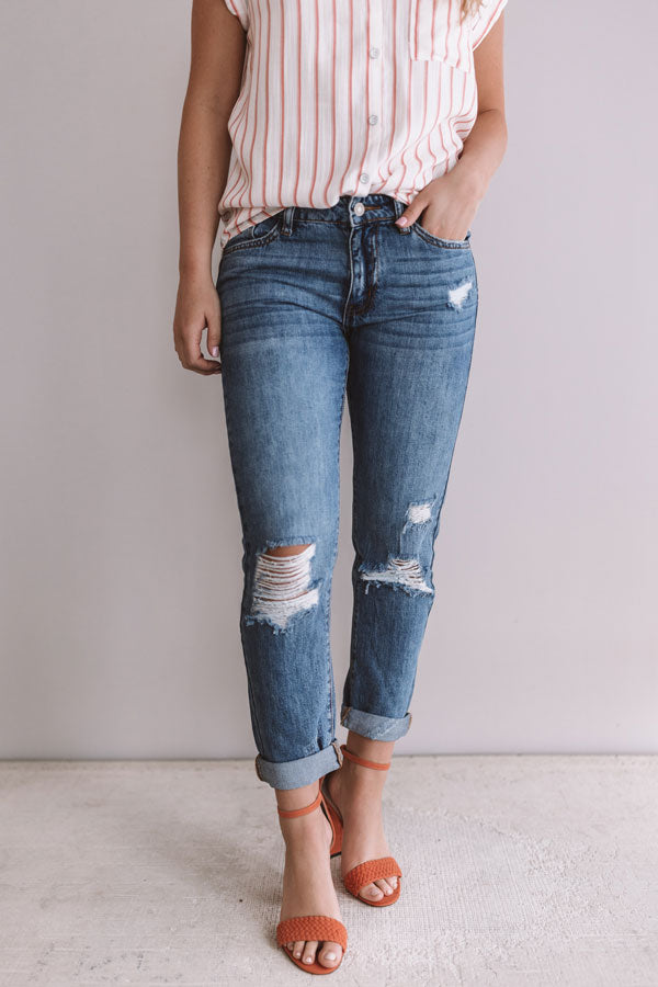 The Sullivan Midrise Relaxed Skinny