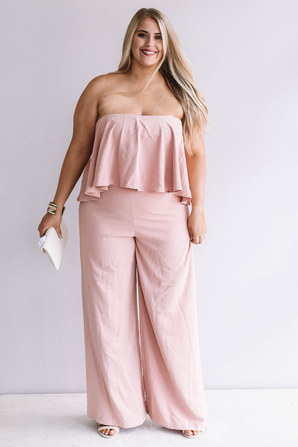 Chic In Miami Jumpsuit