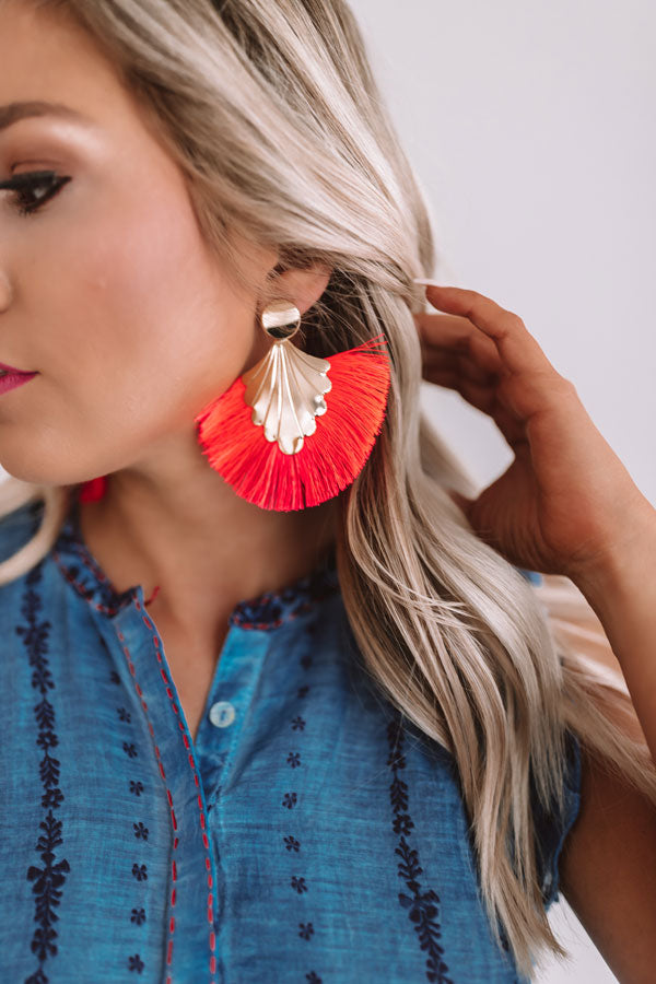 Better In Paradise Earrings