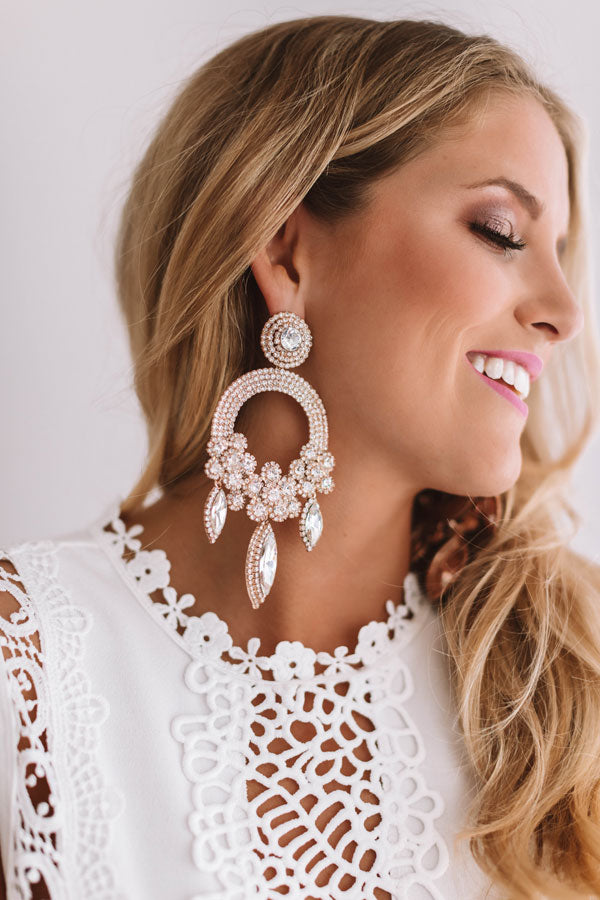 Luxe in Limos Earrings