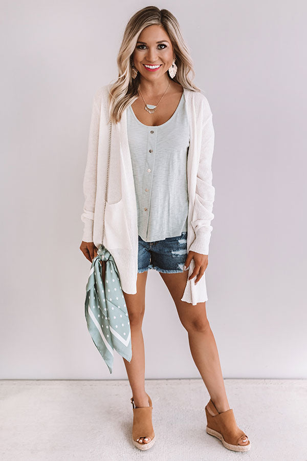 Southern Hospitality Cardigan