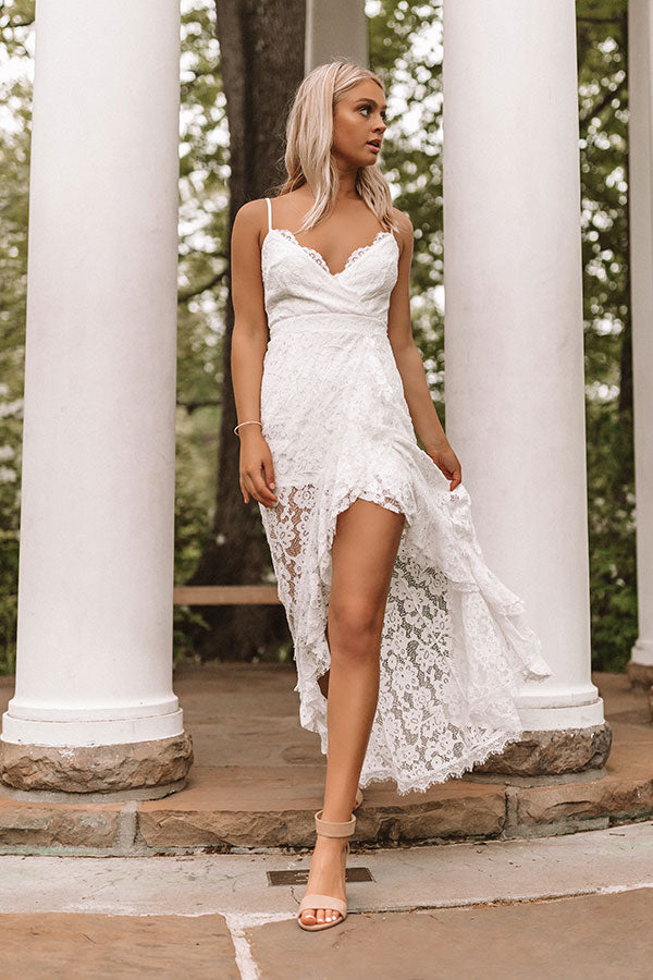 Endless Love Story Lace Dress