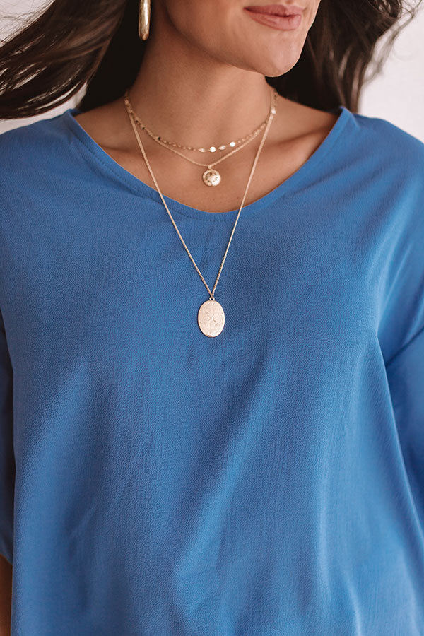Standing Ovation Layered Necklace