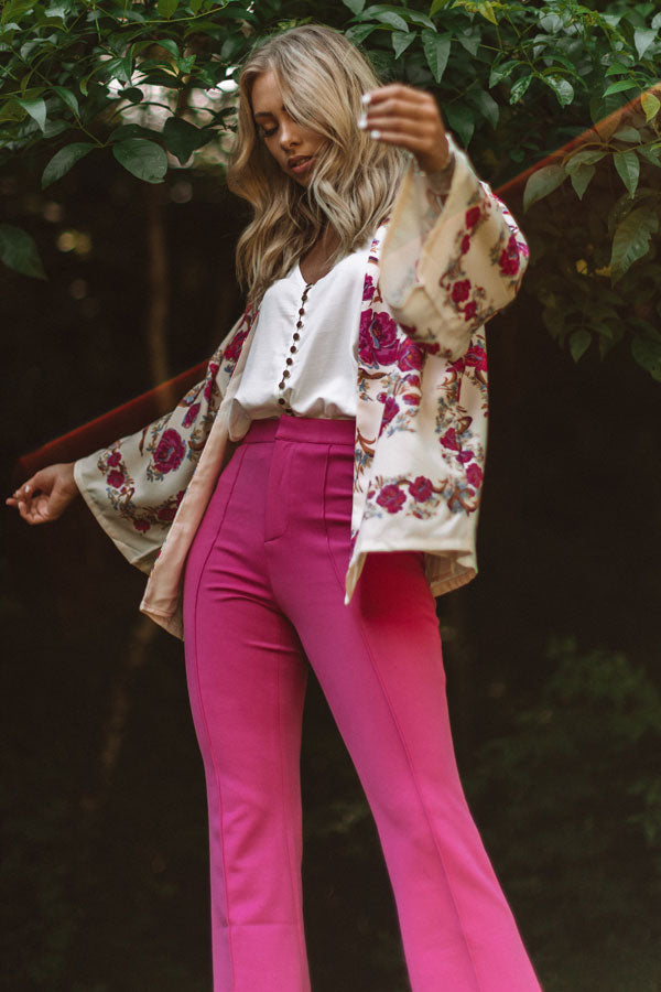 Bolder In Blooms Cardigan