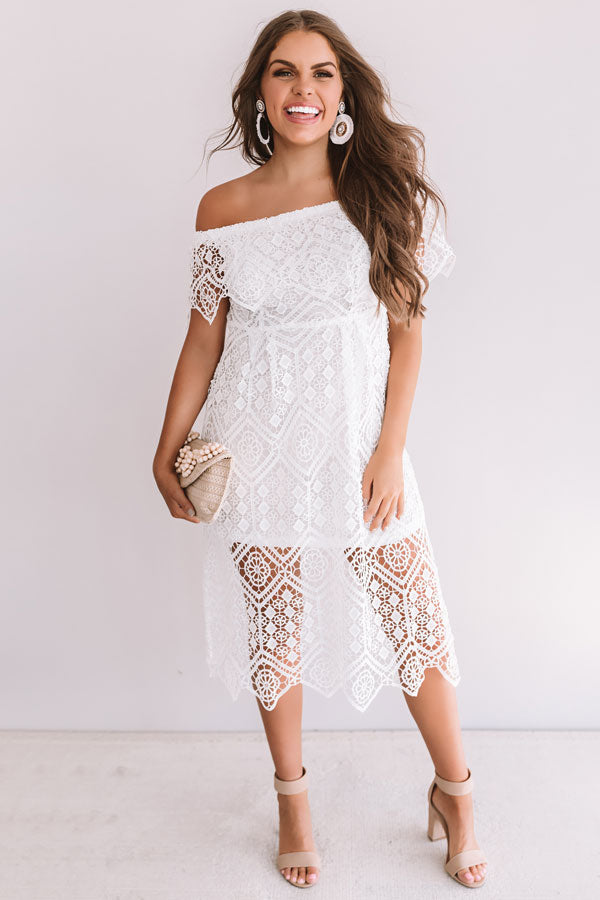 Simply Irresistible Crochet Midi