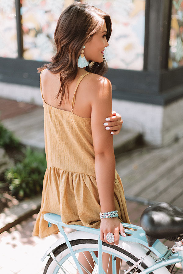 Beach Darling Shift Dress