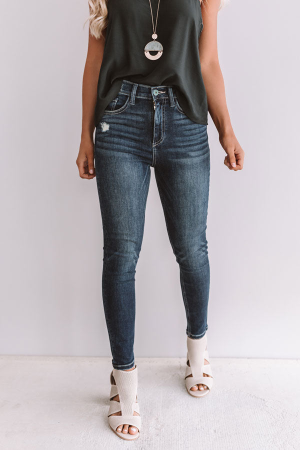 The Sierra High Waist Skinny