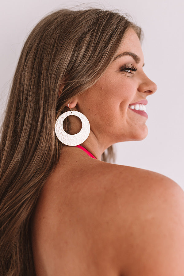 Brooklyn Luxe Earrings