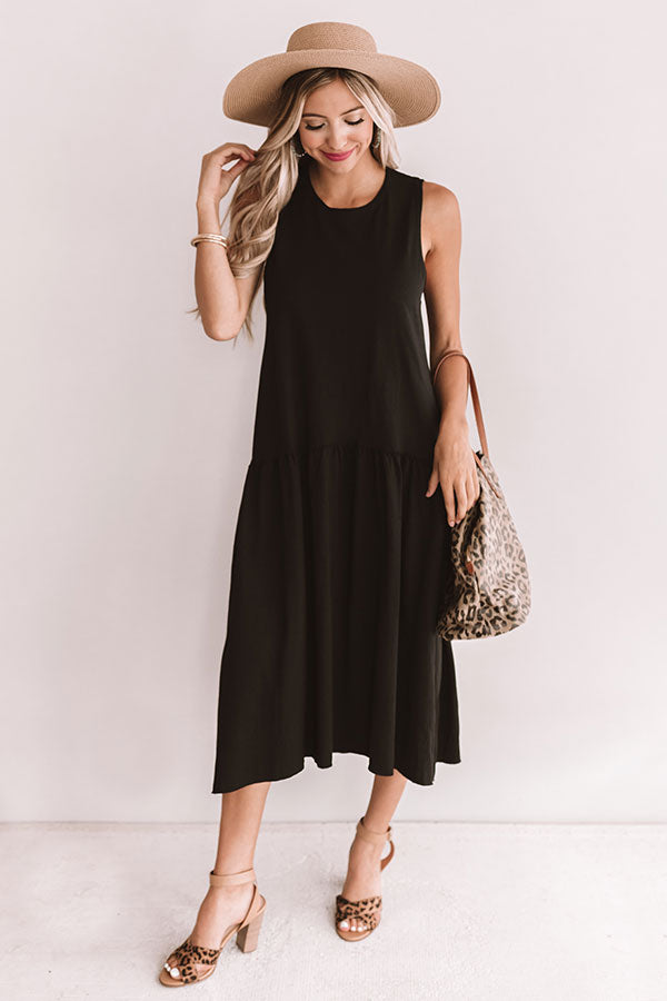 Total Trendsetter Maxi In Black