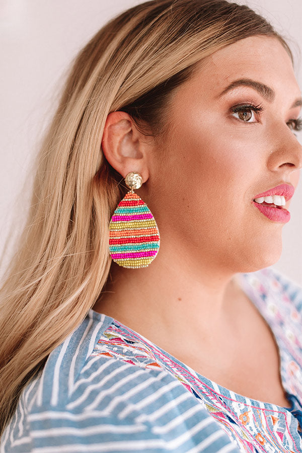 Adventure And Amore Earrings