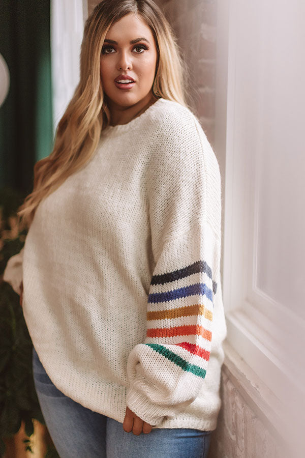 Always By My Side Knit Sweater