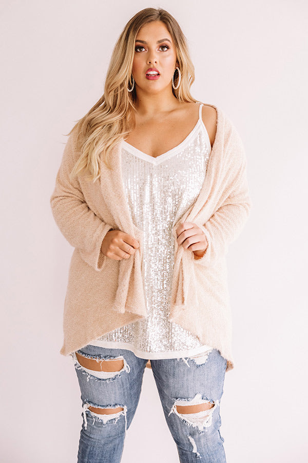 Divine Time Knit Cardigan