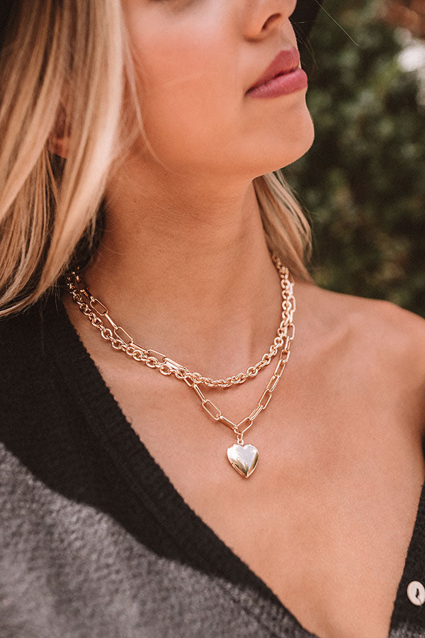 Beyond Basic Necklace