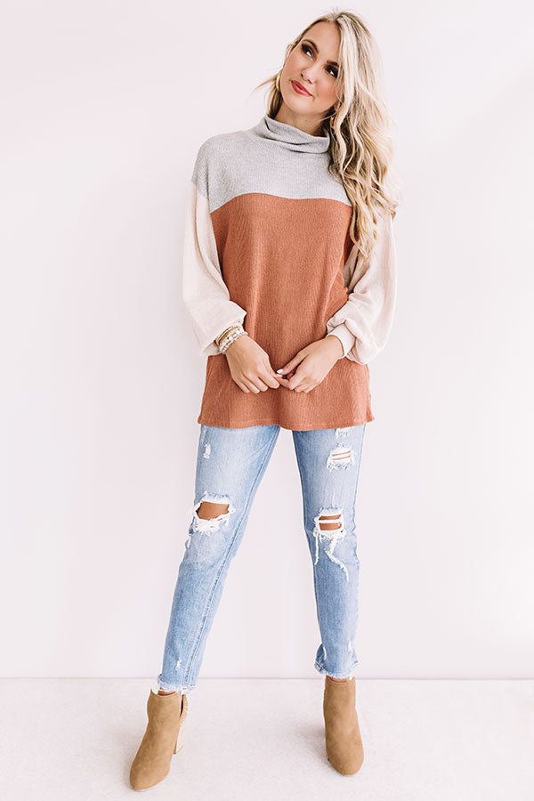 Around The Block Shift Top In Rust
