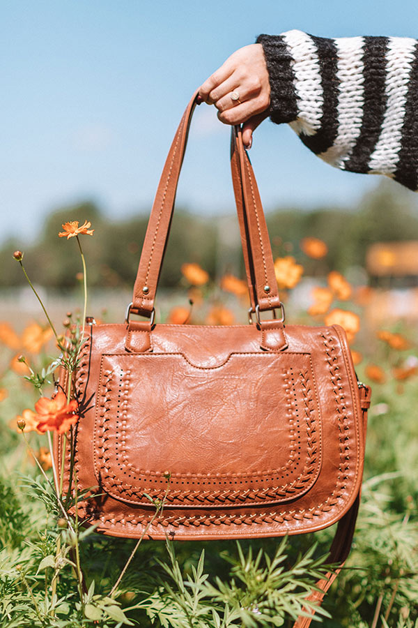 Style Above The Rest Crossbody In Brown