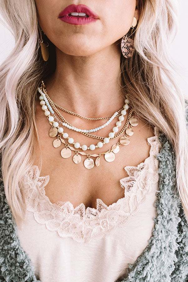 Sea Breeze Bliss Necklace