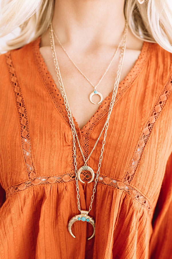 Friends In Fiji Layered Necklace