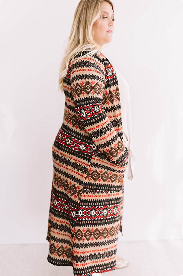 Falling For Fall Cardigan