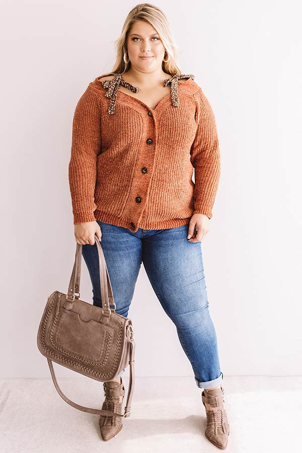 Cheerful Comforts Chenille Sweater