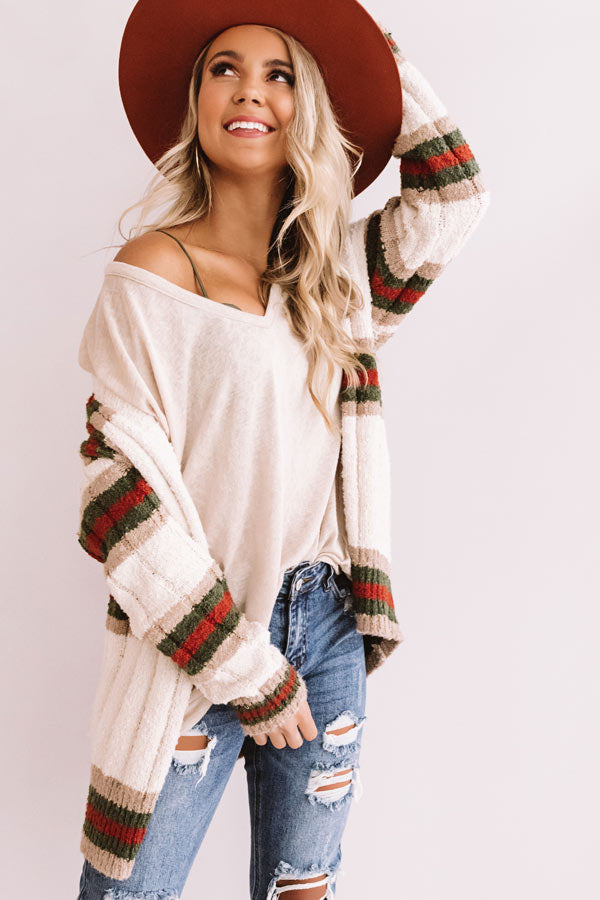 Haute Toddy Knit Cardigan