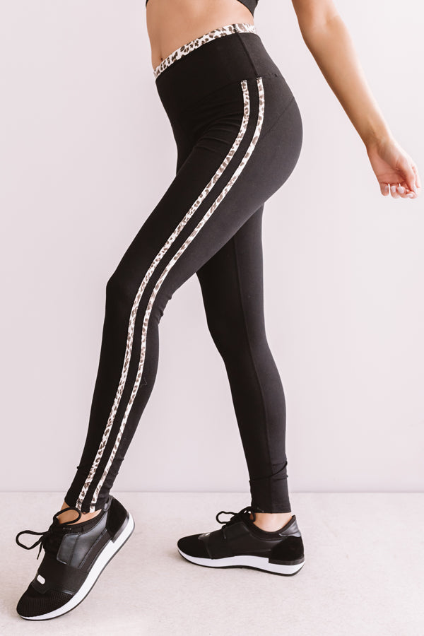Best Contender High Waist Active Legging