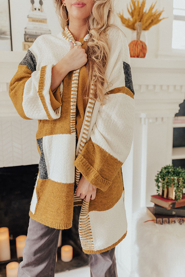 Bundled Babe Knit Cardigan