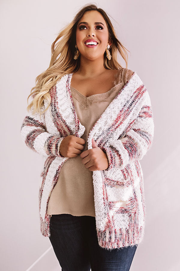 Warmest Wishes Knit Cardigan