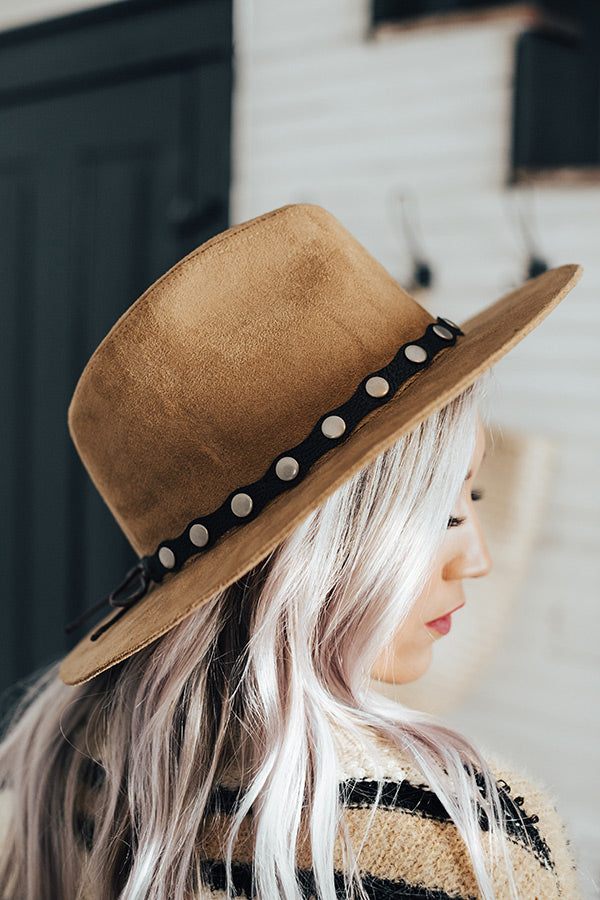 Upstate Adventures Hat In Brown