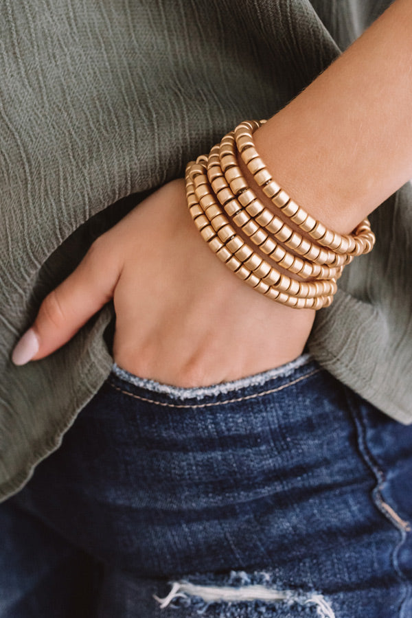 Golden Age Bracelet Set