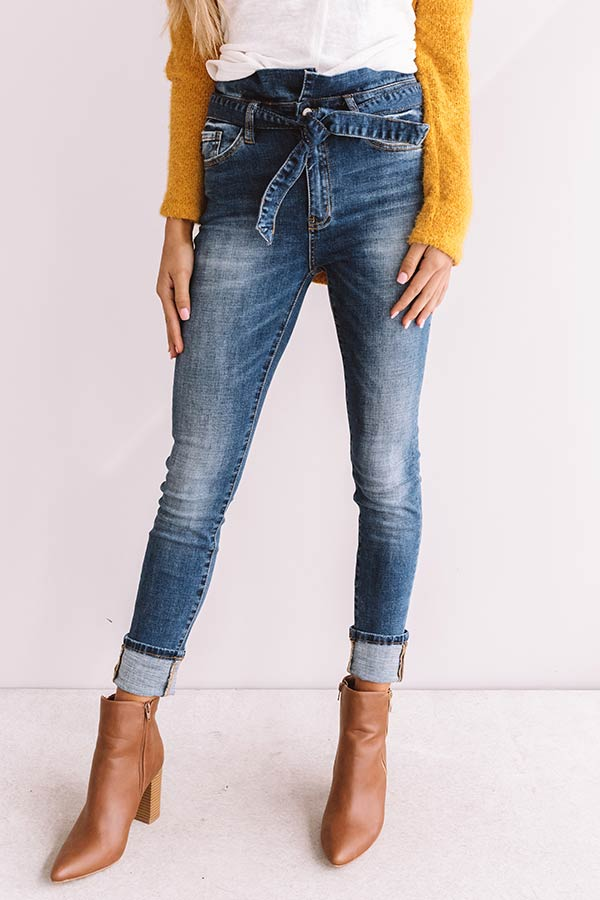 The Mary High Waist Skinny