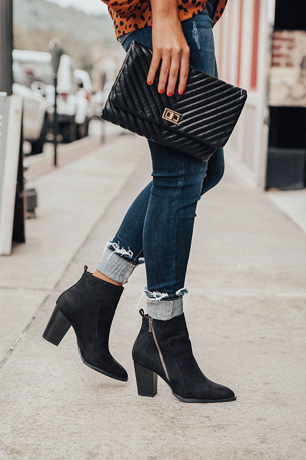The Mitchell Ankle Bootie