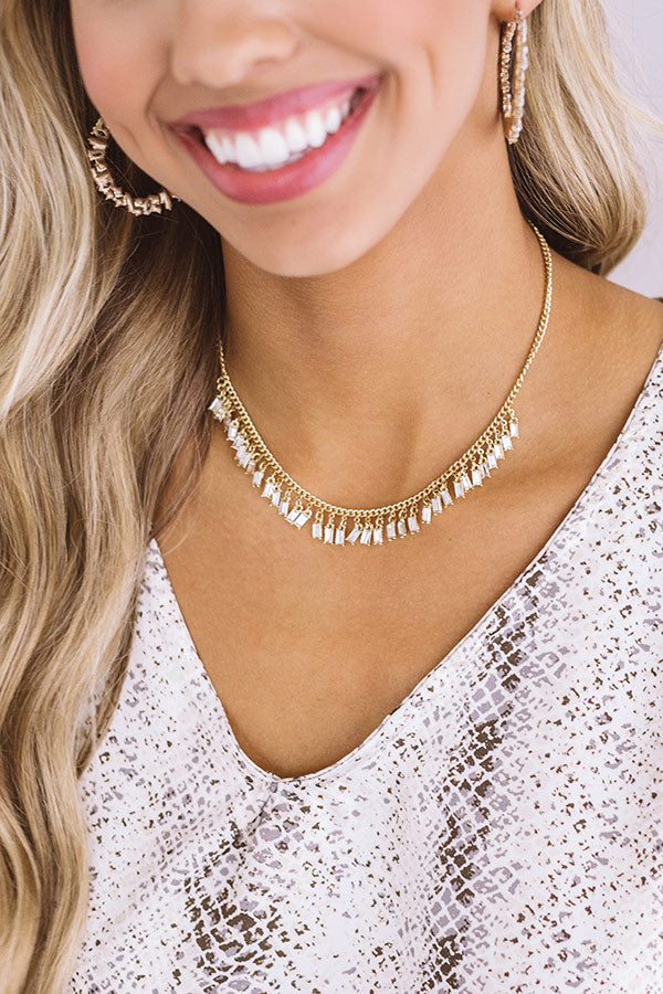 Adorable Details Necklace
