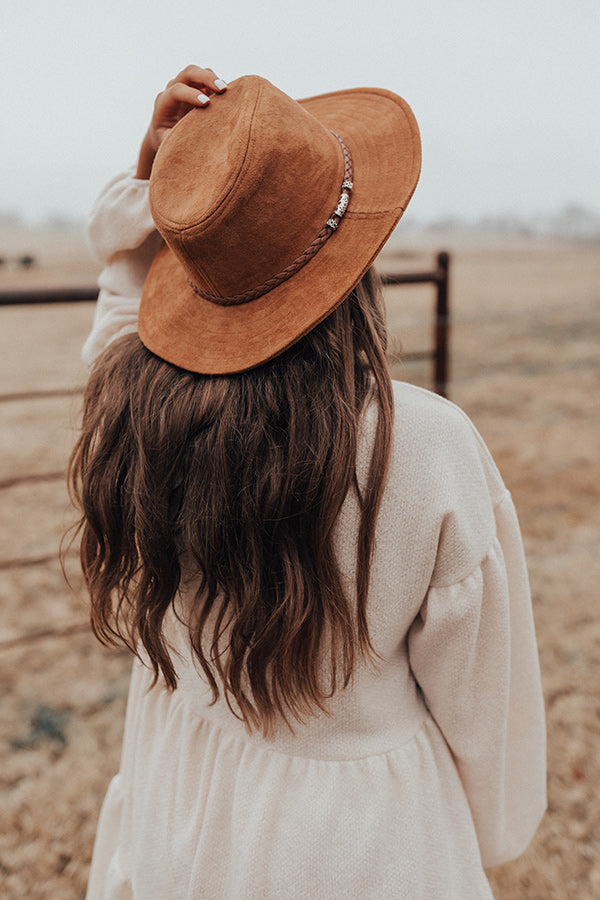 Evening Adventure Hat In Camel